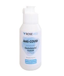 Antibakteriální dezinfekce